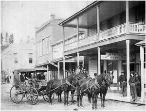 Susanville_Four_Horse_Buggy_1860